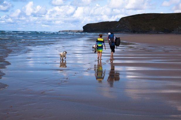 Das Reiseziel spielt eine wichtige Rolle, wenn es um einen Urlaub mit Hund geht.