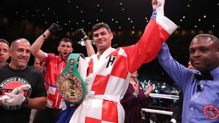 Photo of Sauerland-Boxer Hrgovic: Spannender FIGHT in Mexico