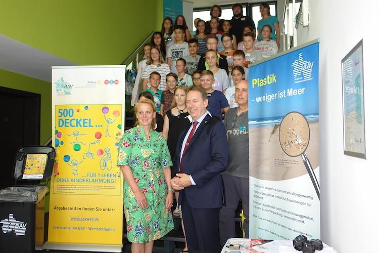 Photo of Kunststoff-Kampagne des Bergischen Abfallwirtschaftsverbandes