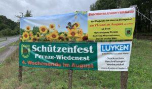 Bergneustadt – Warum pflanzt ein Schützenverein Sonnenblumen? (Video)