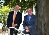 Volksbank im Bergischen Land unterstützt die Rader Vereine