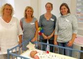 Schwangerschaft und erstes Lebensjahr: Familien Infotag