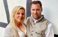 Noel Lutter-Denni und André Denni werden das neue Erntepaar op d`r Höh