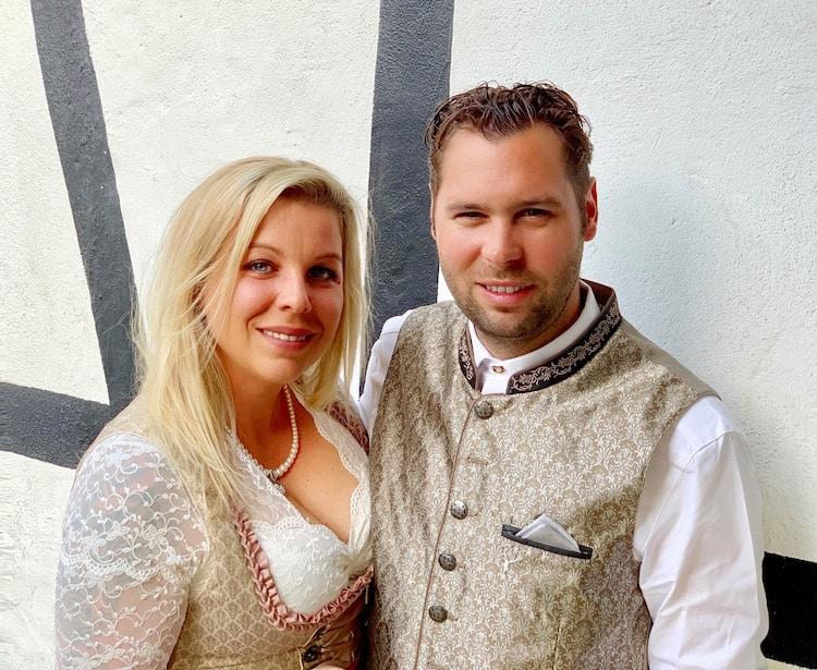 Photo of Noel Lutter-Denni und André Denni werden das neue Erntepaar op d`r Höh