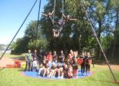 Zirkus Orlando gewinnt 3000 Euro für Nachhaltigkeit