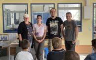Die BWO begrüßt ihre dreizehn neuen Kollegen in Wiehl