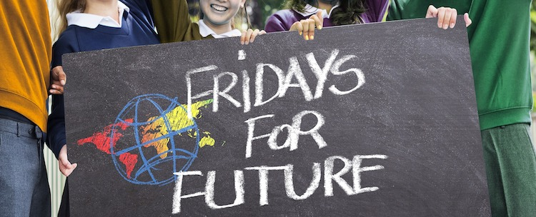 Photo of Fridays for future kommt am 20.09. nach Gummersbach