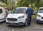 Tierschutzverein Wipperfürth freut sich über einen Tierhilfewagen
