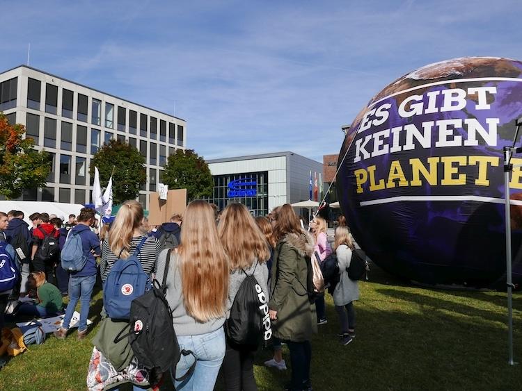 Photo of Fridays for Future in Gummersbach – Hinter den Kulissen