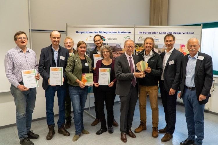 Photo of Auszeichnung als Projekt der UN-Dekade Biologische Vielfalt