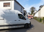 Lindlar – Fußgängerin bei Unfall lebensgefährlich verletzt