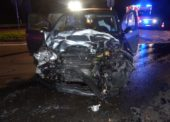 Engelskirchen – Verkehrsunfall mit sechs Verletzten