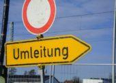 L337 – Vollsperrung der Unnenberger Straße in Marienheide-Dannenberg