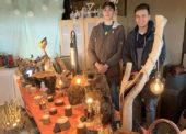 "Martinsmarkt lockte hunderte Besucher ins ""Haus am Konradsberg"""