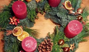 Kunst- und Kreativmarkt im Krawinkelsaal traditionell am 1. Advent