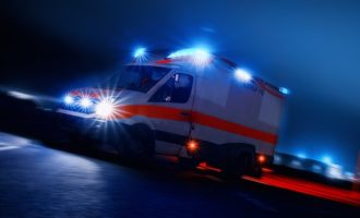 Verkehrsunfall – Fußgängerin lebensgefährlich verletzt!