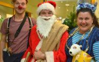 Kinderklinik – Freunde und Förderer zauberten Adventsstimmung