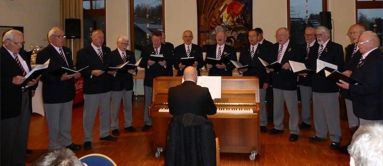 Photo of 5O Jahre Seniorenfeier in Oberbantenberg – Feier mit Tradition