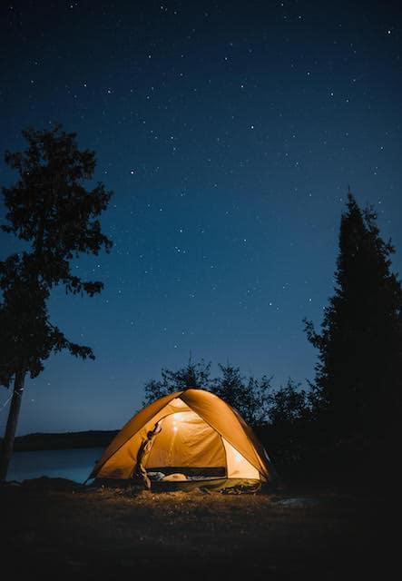 Photo of Camping am Biggesee im Naturpark Sauerland-Rothaargebirge