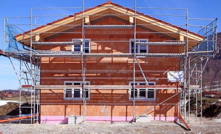 Photo of Fassade verputzen – ein sicherer Schutz vor Umweltbelastungen