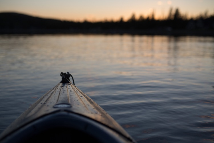 Bild von Führerloses Kanu in der Wupper löste Großeinsatz aus