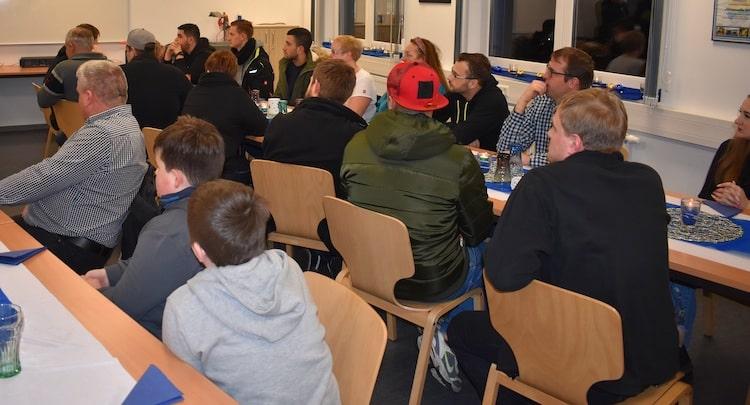 Photo of Jahresdienstbesprechung 2020 des THW in Hückeswagen