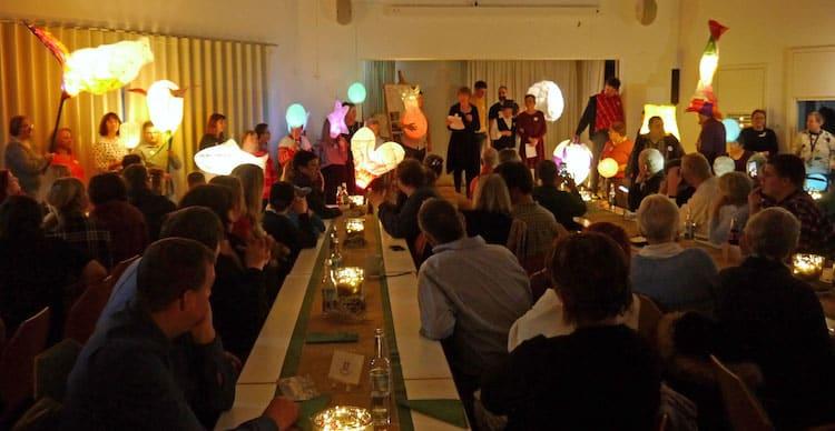 Bild von 25 Jahre Arche Noah: Lichtgestalten feierten Jubiläum