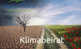 Klimabeirat Marienheide – Einladung zur Auftaktveranstaltung