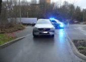 Fußgängerin an Kreisverkehr in Niederseßmar angefahren