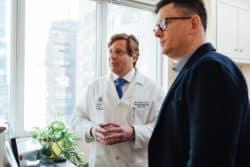 Prostatakrebs ist die häufigste Erkrankung bei Männern.