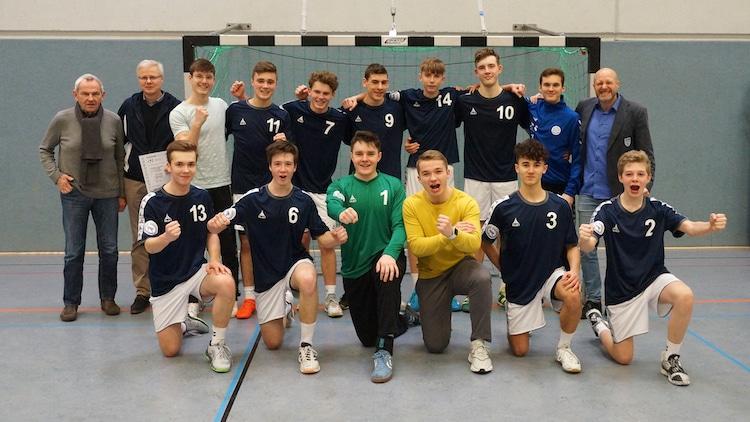 Photo of Handballer der GE Marienheide erreichen erneut das Landesfinale