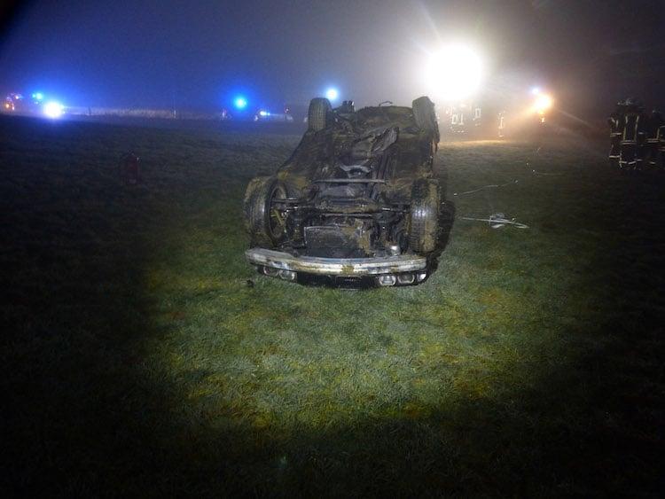Photo of 19-jähriger Wipperfürther bei Unfall unter Alkoholeinwirkung schwer verletzt
