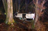 Nümbrecht – Überschlag mit PKW – Fahrer leichtverletzt