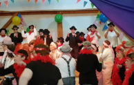 Karnevalsfeier im Haus für Menschen mit Behinderung Wiehl