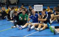 Handballer der Gesamtschule Marienheide werden Landesmeister