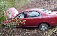 Verkehrsunfall – Zwei Leichtverletzte bei Fahrt ohne Fahrerlaubnis