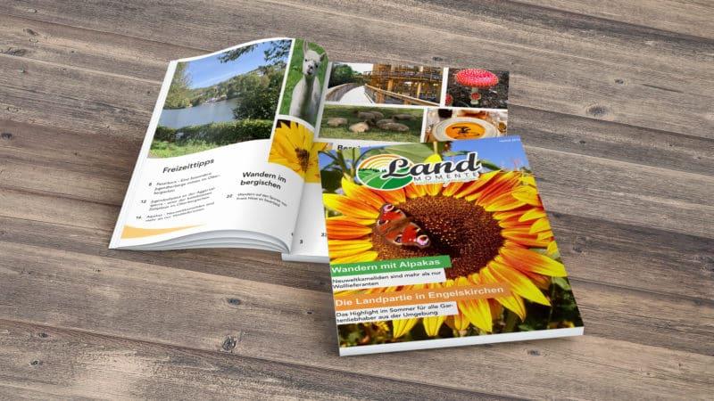 LandMomente Magazin gratis bestellen