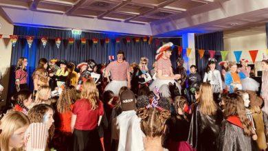 Photo of Gesamtschule Marienheide feierte ausgelassen Weiberfastnacht