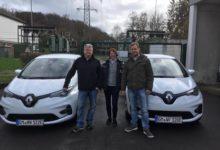 Photo of Neues Elektroauto für das Gebäudemanagement Hückeswagen