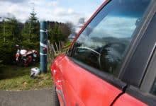 Photo of Kontrolle verloren – Motorradfahrer bei Unfällen verletzt