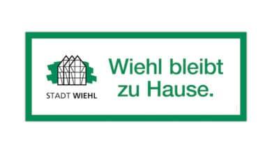 """Photo of Die Botschaft lautet – """"Wiehl bleibt zu Hause"""""""