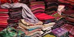Textilwaren, insbesondere Kleidung, verschönern unser Leben.