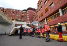 Photo of Gummersbach: beheizte Zelte für das Kreiskrankenhaus