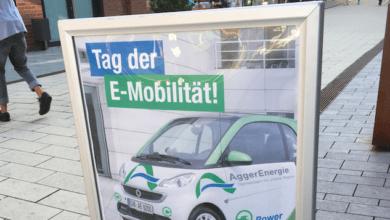 Elektromobilität rund ums Oberbergische.