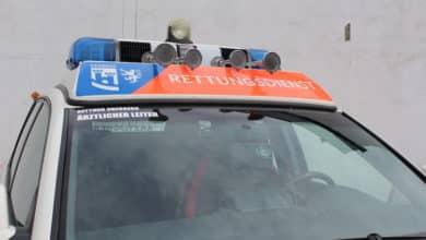 Photo of Mit dem Rettungshubschrauber in die Spezialklinik