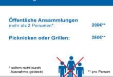 Photo of Kontaktverbot zweifach ignoriert – Gewahrsamnahme angedroht