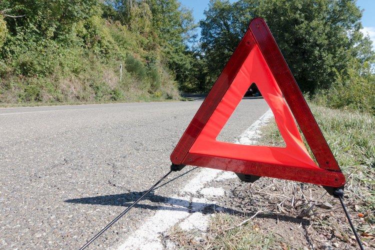 Bild von LKW-Fahrer stand unter Alkoholeinwirkung