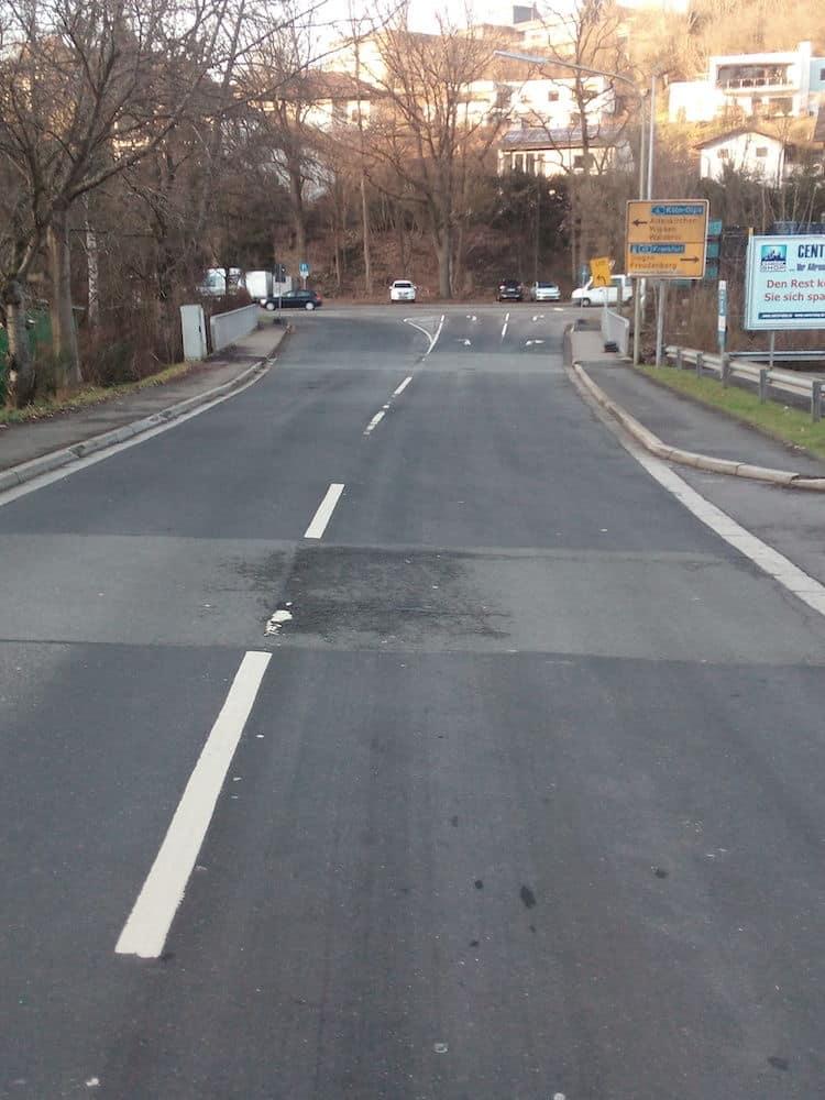 Photo of Kreisstraße 43 in Morsbach wird instand gesetzt