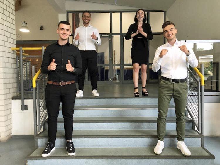 Photo of Waldbröler Schüler auf Platz 10 beim Deutschen Gründerpreis