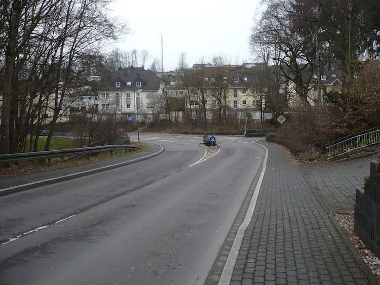 Photo of Umfangreiche Bauarbeiten an der K 48 in Wiehl